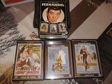 COFFRET DE 3 FILMS AVEC FERNANDEL RENE CHATEAU
