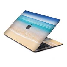 "Skin Decal Wrap for MacBook Pro 13"" Retina Touch  Bahamas Beach"