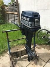 Evinrude/Johnson 25hp OutBoard Engine Boat Fishing Speed Cruiser Motor Not 20hp