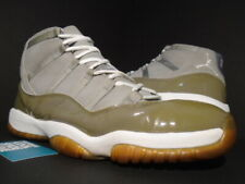 643de943761786 2001 NIKE AIR JORDAN XI 11 RETRO COOL GREY WHITE CONCORD SPACE JAM  136046-011