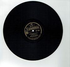 78T MANTOVANI ORCHESTRA Vinyle Phono SYMPATHY Film FIREFLY - COLUMBIA DF 2266
