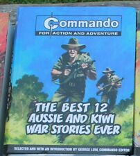 COMMANDO; 12 Best Aussie & Kiwi War Story Comic Books Ever