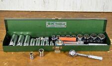 VTG 24-Piece S-K Tools 3/8