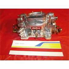 Edelbrock 9905 Reconditioned Carburetor Perf 600 cfm Manual Satin