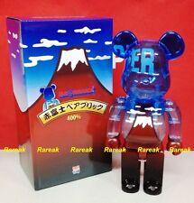Medicom Be@rbrick 2015 Fujisan 400% Aka Sola Mount Fuji San Mountain Bearbrick