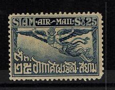 Thailand Sc# C6, Mint No Gum, Toned, Pulled Corner Perfs - Lot 100117