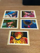 Royal Mail Stamp Post Cards PHQ 202 Christmas 1998 Set