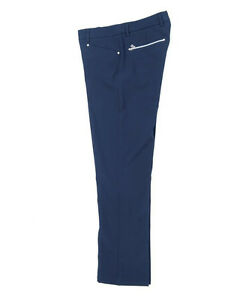 JRB Moisture Management Dry Fit Golf Team Trousers 8 10 12 14 16 18 20 Navy Blue