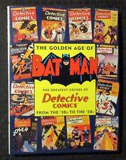1994 Batman Greatest Covers of Detective Comics Hc/Dj Vf+/Fvf 1st Print Artabras