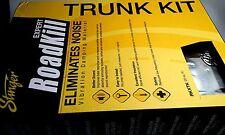 Stinger RoadKill Sound Damping Material Trunk Kit Deadner Eliminates Noise RKXTK