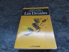 francoise le roux christian j guyonvarc h les druides editions ouest france 1986