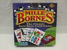 Mille Bornes Collector's Edition by Hasbro 2011 Complete