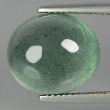 5.95Cts Genuine 100% Natural Unheated Aquamarine Oval Cabochon Loose Gemstone