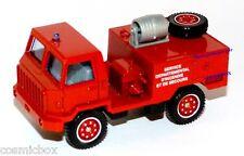 SOLIDO camion de pompier BERLIET CAMIVA 4X4 Lastkraftwagen von Feuerwehrmann neu