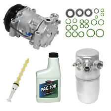 New A/C Compressor Kit With Clutch With Front AC KT 4209