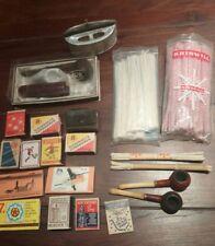 Pfeife Tabak Set Konvolut DDR