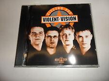 Cd   Violent Vision  – Electro Pop