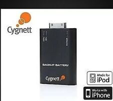 Cygnett Groove Power IPhone 3 / 3Gs 4 / 4Gs Or iPod iPad Portable Backup Battery