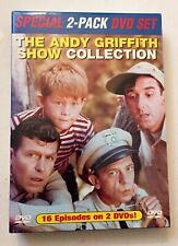 The Andy Griffith Show Collection (DVD, 2003, Special 2-Pack Set) Like New