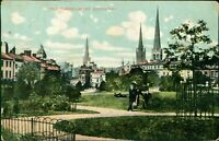 COVENTRY   Spires 1907    D2.4043