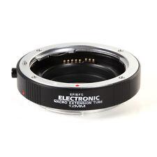 12mm Elettronica Auto focus Macro Tubo Di Estensione DG II fr CANON EOS EF EF-S