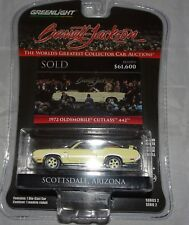 1:64 barrett-jackson' Scottsdale EDIZIONE 1972 Oldsmobile 442' Bada Bing '