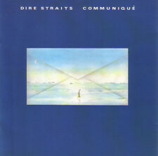CD -- DIRE STRAITS/communiqué 79/Red Swirl/W. germanmy