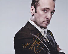 Derren Brown HAND SIGNED 8x10 Photo, Trick of the Mind, Miracle, Treat, Magic B