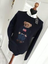 RALPH LAUREN  Iconic Polo Bear Kollektion Herren Pullover  6XL 7XL NEU