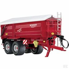 Wiking Krampe Big Body 650 S Tipping Trailer 1:32 Scale Model Toy Gift Christmas