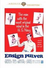 Ensign Pulver 1964 (DVD) Robert Walker Jr., Burl Ives, Walter Matthau - New!