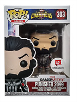 Funko Pop Marvel Exclusive Punisher 2099 303 Contest Of Champions Vinyl Figure