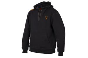 Fox Colección Naranja Negro Hoodie/Sudadera
