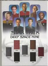 7 Seven-Character Deep Space Nine Relic Card SC1 (#090/115) Star Trek Inflexions