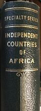 Scott Specialty Stamp Album Independent Countries of Africa