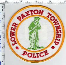 Lower Paxton Township Police (Pennsylvania) Shoulder Patch from 1991