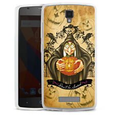 ZTE Blade L5 Silikon Hülle Case Handyhülle - Wicked witch
