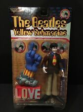 Beatles Todd Mcfarlane Action Figure Paul Yellow Submarine 1999 NIP