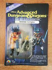 Advanced Dungeons & Dragons WARDUKE Matchbox LJN 1983 NEW SEALED MOC 1ST ISSUE