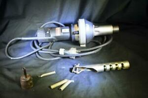 230v Forsthoff Quick - L - Electronic Hot Air Plastic Welding Tool Torch Gun Pvc