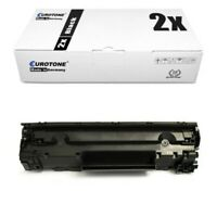 2x Eco Cartridge for Canon PC-D-450 PC-D-440 I-Sensys L-160 L-100 L-140