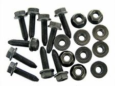 Honda Flange Head Bolts & Nuts- M8-1.25mm Thread- 13mm Hex- Qty.10 ea.- #130