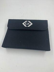 C.K Tool Wallet Black  Sleeve Hand Tool Storage Screwdriver
