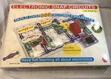 Electronic Snap Circuits Build Over 300 Exciting Projects SC300