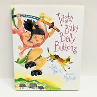 Tasty Baby Belly Buttons Judy Sierra Fun Parent Child Reading 1st Edition