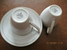 MIKASA  ARISTOCRAT CUP AND SAUCER (6 SETS AVAILABLE)