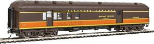 Walthers Proto Illinois Central (IC) Heavyweight RPO Baggage Car, #920-17402