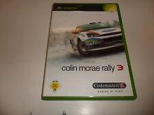 XBox  Colin McRae Rally 3 (4)