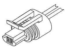 Engine Crankshaft Position Sensor Connector-Base Tomco 24014