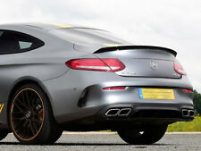 MERCEDES c63 S Edizione 1 COUPE avvio Tronco Coperchio Spoiler OEM Mercedes-Benz AMG